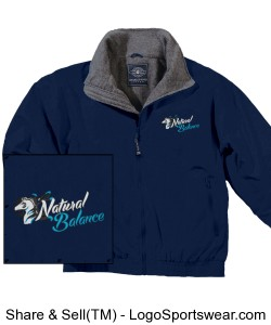 Charles River Adult Navigator Jacket  Design Zoom